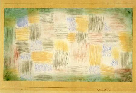 Paul Klee - Feldrhythmen