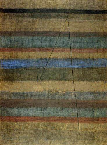 Paul Klee - Gehobener Horizont
