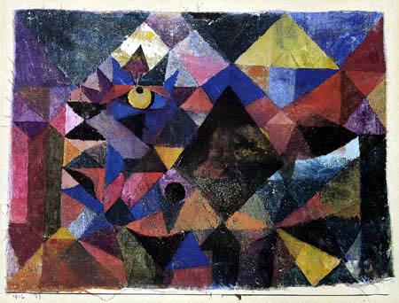 Paul Klee - kakendaemonisch