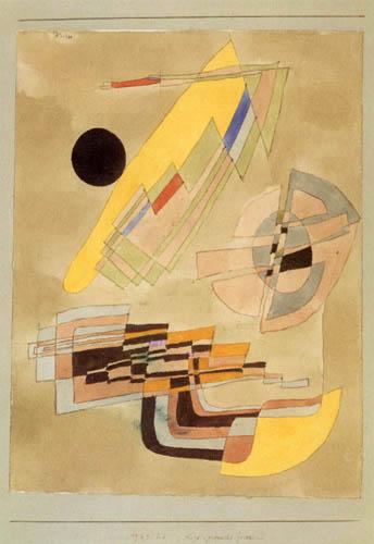 Paul Klee - Physiognomische Genesis
