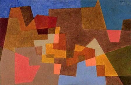 Paul Klee - Überbrückung