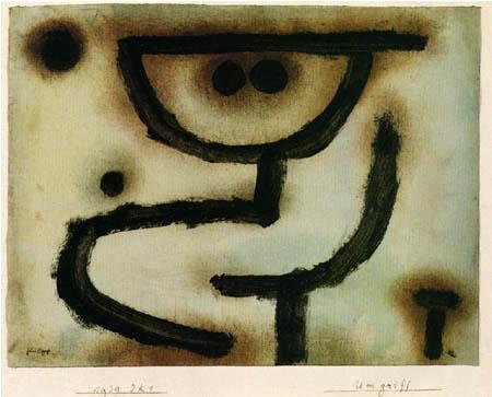 Paul Klee - Umgriff