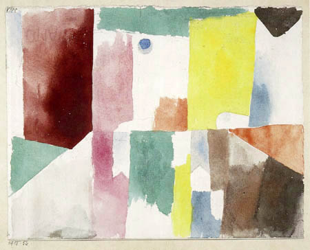 Paul Klee - Vertrauter Raum
