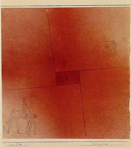 Paul Klee - Anmaßung