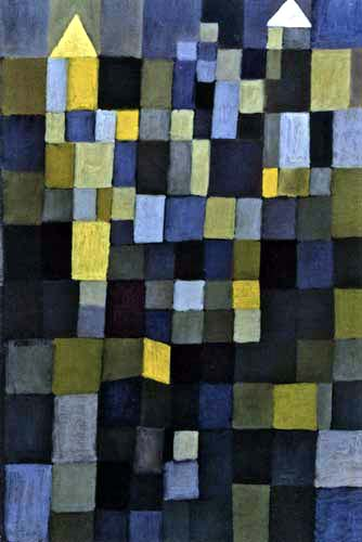 Paul Klee - Architecture