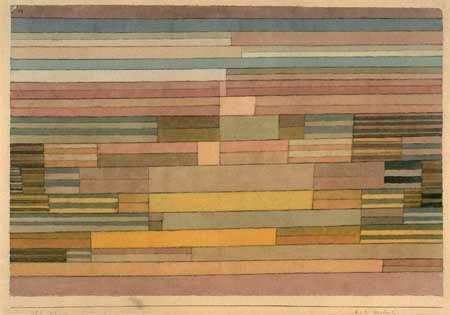 Paul Klee - B. e. H. Egypt