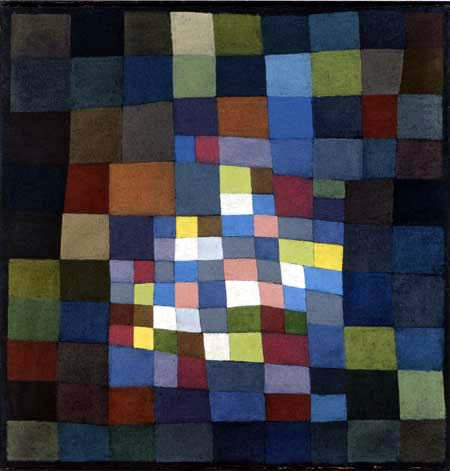 Paul Klee - Blooming
