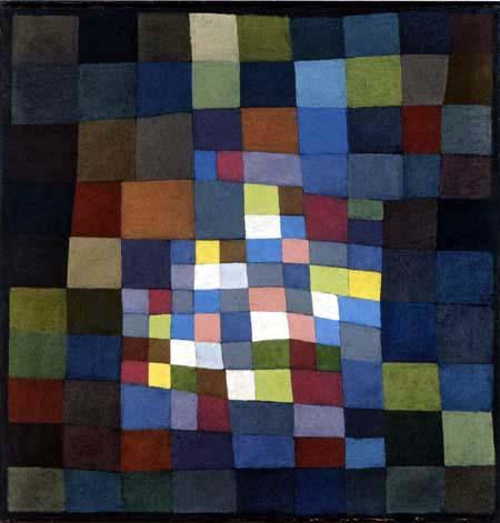 Paul Klee - Blühendes