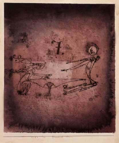 Paul Klee - Brauende Hexen