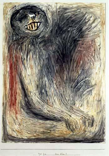 Paul Klee - Dein Ahn