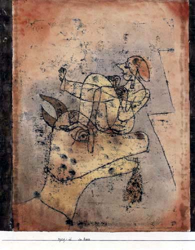 Paul Klee - Der Bock