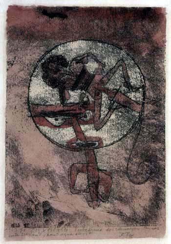 Paul Klee - The Lover