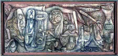 Paul Klee - The Perplexed