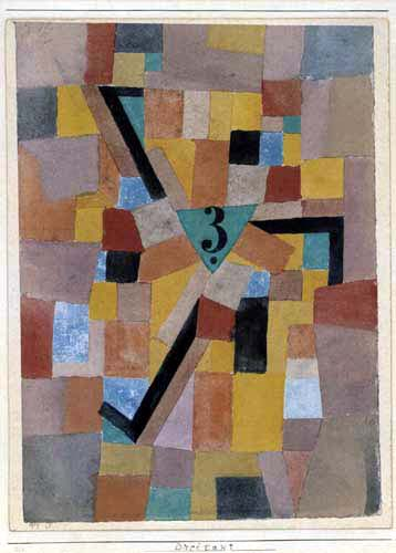 Paul Klee - Tact trois
