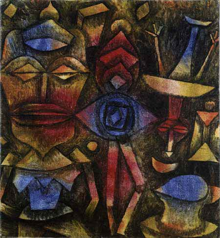 Paul Klee - Figurinensammlung