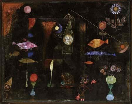 Paul Klee - Magic Fishes