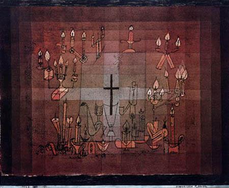 Paul Klee - Réquiem interno