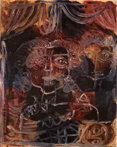Paul Klee - Irgend eine Grausamkeit