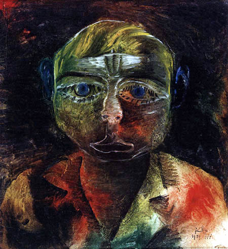 Paul Klee - Junger Proletarier