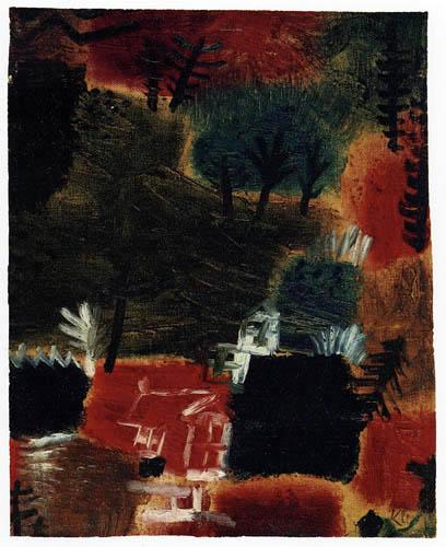 Paul Klee - Kleine Landschaft
