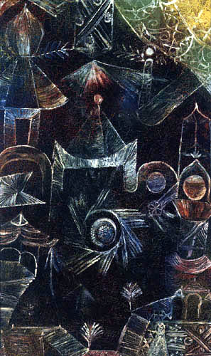 Paul Klee - Kosmische Architektur