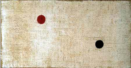 Paul Klee - Red and Black