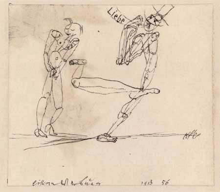 Paul Klee - Publicité rusée