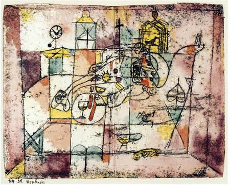 Paul Klee - Moribundus