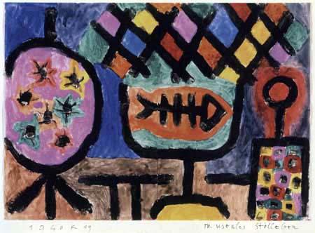 Paul Klee - Still Life