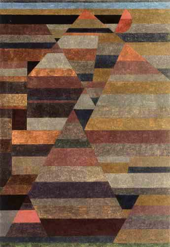 Paul Klee - Necropolis