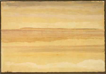 Paul Klee - North Sea Island