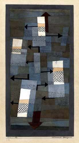 Paul Klee - Fluctuating equilibrium