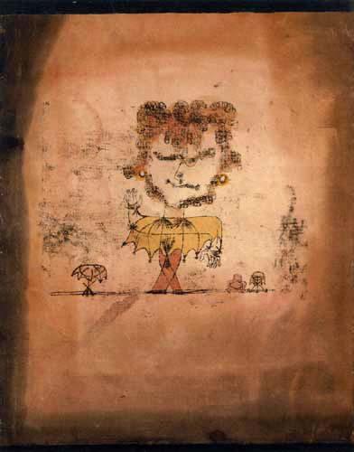 Paul Klee - Sganarelle