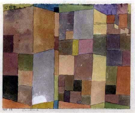 Paul Klee - Steinbruch