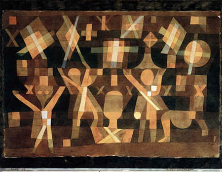 Paul Klee - Sternverbundene