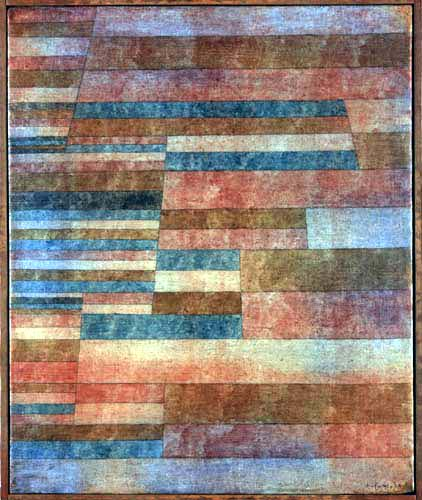 Paul Klee - Levels