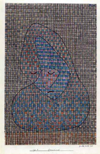 Paul Klee - Dolorous