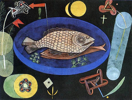 Paul Klee - The Fish