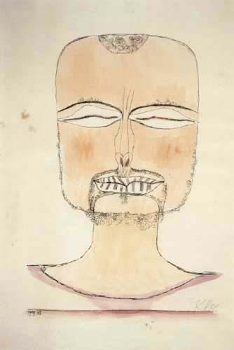 Paul Klee - Versunkenheit
