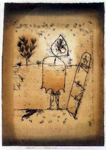 Paul Klee - Viaje de invierno