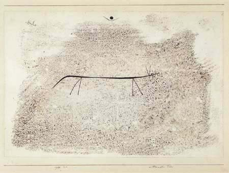 Paul Klee - Le animal