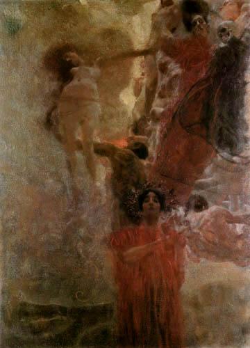 Gustav Klimt - Medicine