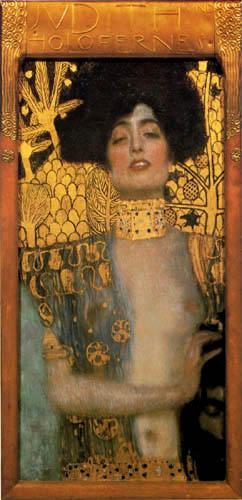 Gustav Klimt - Judit I