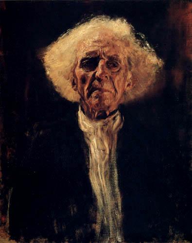 Gustav Klimt - Blind Man