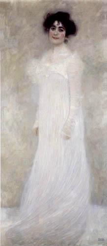 Gustav Klimt - Portrait of Serena Lederer