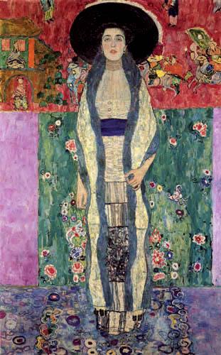 Gustav Klimt - Portrait of Adele Bloch-Bauer II