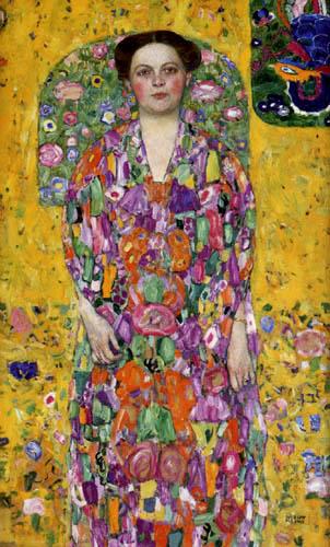 Gustav Klimt - Portrait of Eugenia Primavesi