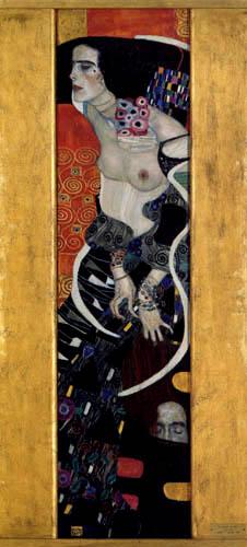 Gustav Klimt - Judit II