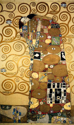 Gustav Klimt - The completion