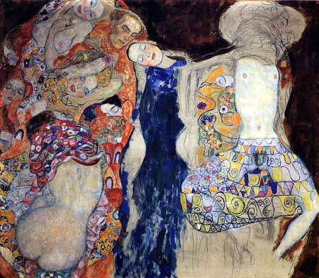 Gustav Klimt - Bride